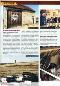 Article Bière magazine 1/2