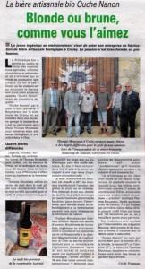 L'information agricole du Cher - 17 Juin 2010